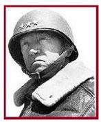 Photo General George Patton.  BLM Photo
