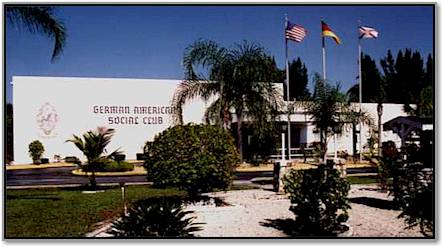 German American Social Club in Cape Coral Florida - Visit our Club, Oktoberfest, Gartenfest, Karneval, Dances, Schuetzenfest, Dinner and Dances on Friday Night, the Hafenkapelle and lots of other activities like cards, chess, bowling ...