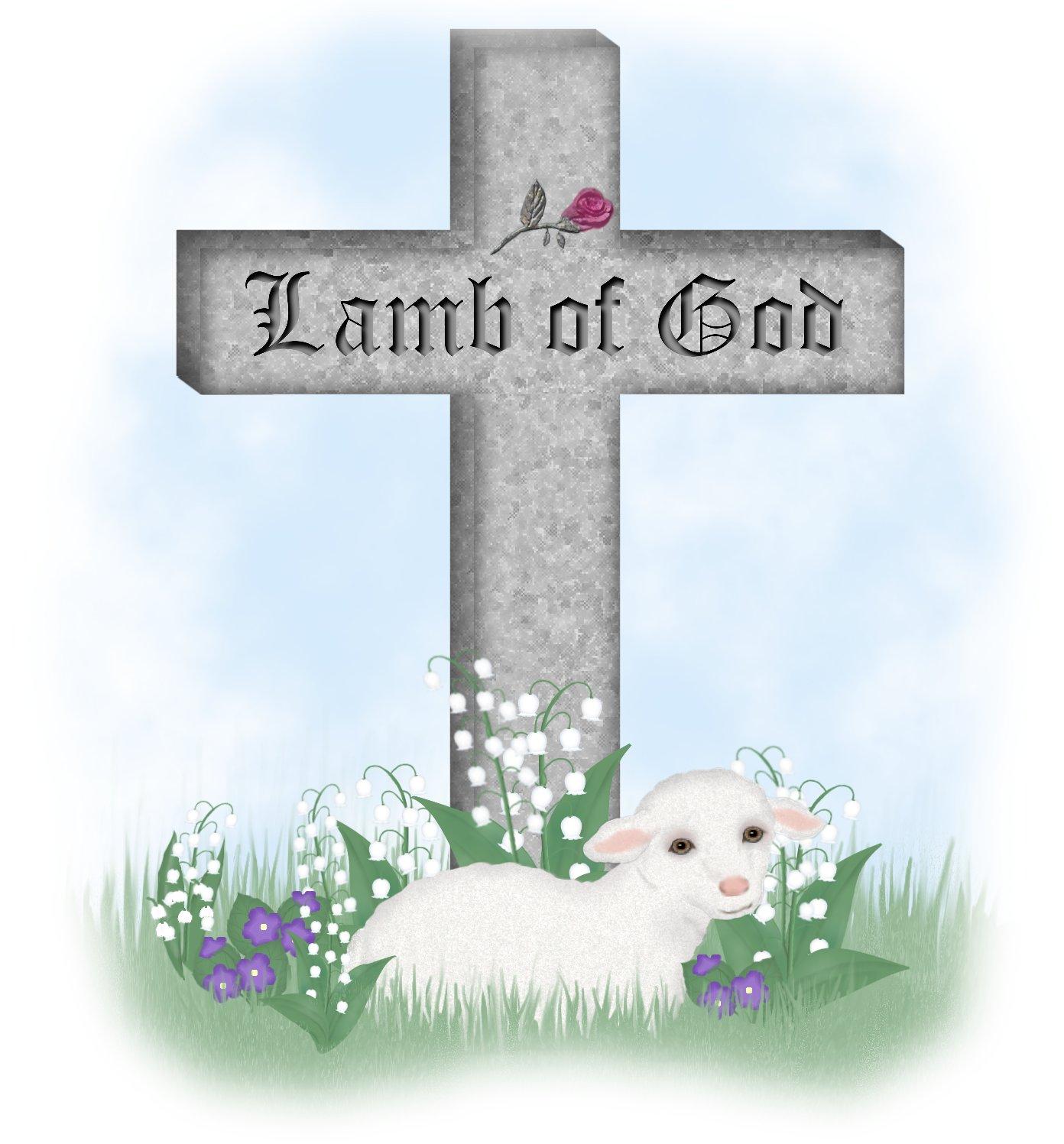 clipart jesus lamb of god - photo #13